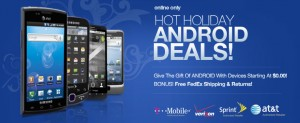 Sears Electronics Best Droid Smart Phone Deals
